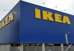 Ikea-klein